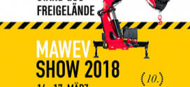 Grúas articuladas Fassi en el Mawev Show 2018