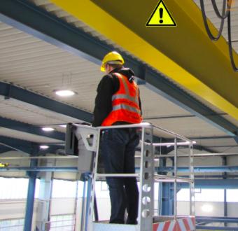 Nuevo sistema de protección secundaria para RUTHMANN STEIGER®