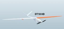 Topografía con drones para construcción ferroviaria