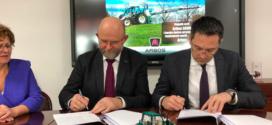 Acuerdo estratégico entre ARBOS y KORBANEK en Polonia