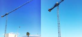 Primer montaje de Grúas Torre de ALCO