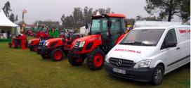 Talleres J.Lema, S.L. expone los tractores Solis y Kioti