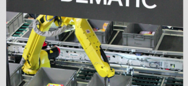 Dematic presenta el Robotics Center of Excellence