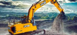 JCB desarrolla nuevas y avanzadas excavadoras sobre orugas como la 220X
