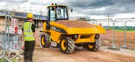 JCB toma la delantera en seguridad con la nueva gama de dúmperes de obra