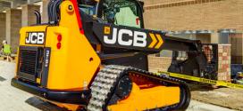 JCB lanza una nueva versión del TELESKID para mercados europeos