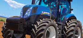 New Holland  como tractor oficial de Expoagro