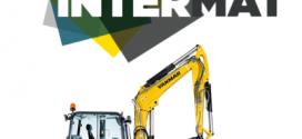 Yanmar expondrá la nueva midi-excavadora SV60 en Intermat