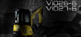 Yanmar expondrá la Mini-excavadora con Zero Tail Swing en Intermat