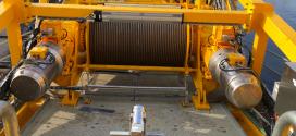 Sistemas de propulsión alternativos para grúas marinas de Bonfiglioli