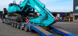 Nuevas rampas de 80 toneladas para la generación Nooteboom Manoovr