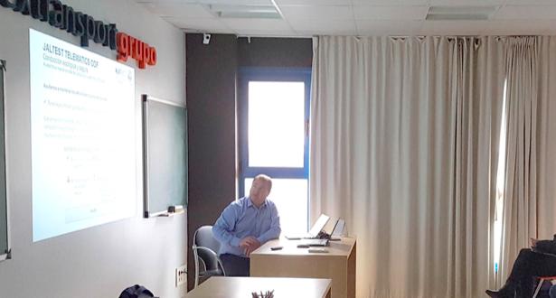 Lextransport y Jaltest Telematics presentan los beneficios de la telemática y la diagnosis remota