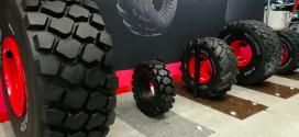 ATG lanza una nueva gama de neumáticos radiales OTR de Galaxy
