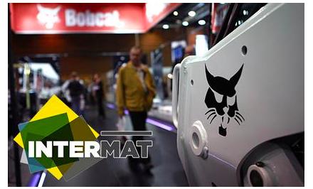 Bobcat estará presente en Intermat