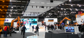 CASE presenta su oferta de maquinaria de construcción de carreteras en Intermat