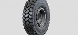 El neumático RDT-Master de Continental para volquetes rígidos