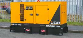 Motor JCB de seis cilindros para los generadores de Fase IIIA