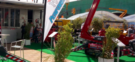 La nueva Lightlift 33.17 Performance IIIS de Hinowa en Intermat