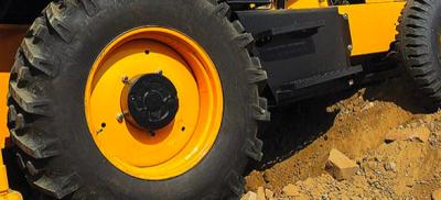 I Jornada sobre el Neumático en Obras Públicas, Construcción y Movimiento de Tierras