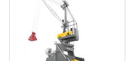 Liebherr lanza una grúa de puerto eléctrico