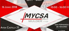 Mycsa prepara su Evento 40 Aniversario