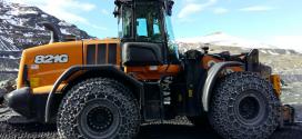 Pizarras del Carmen adquiere la CASE 821G para la extracción y transporte del mineral