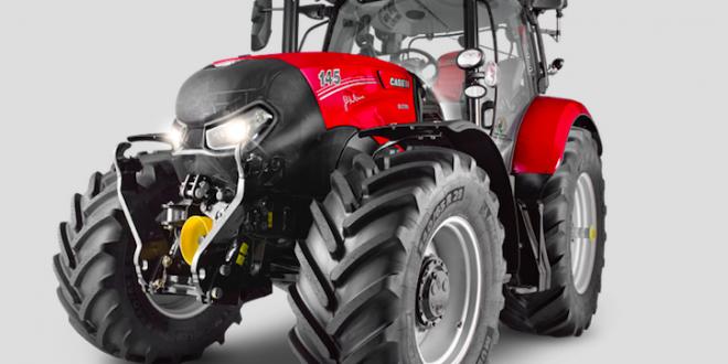 Case IH celebra los éxitos del tractor Maxxum lanzando una edición especial