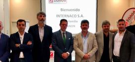 INTERNACO S.A. firma un acuerdo con la marca italiana ZANON SRL
