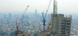 Linden Comansa en lo más alto de Bangkok