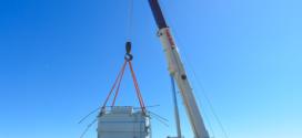 BAR-S Services con una nueva grúa todoterreno Link-Belt ATC-3275