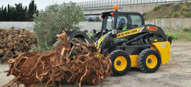 New Holland Construction desembarca en Agroactiva