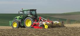 Exitosa incorporación de cultivos de cobertura y preparación de semilleros PÖTTINGER TERRADISC