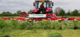 Novedades PÖTTINGER en Grassland UK en Somerset