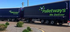 Palletways Iberia incorpora un nuevo megatrailer para la ruta Zaragoza