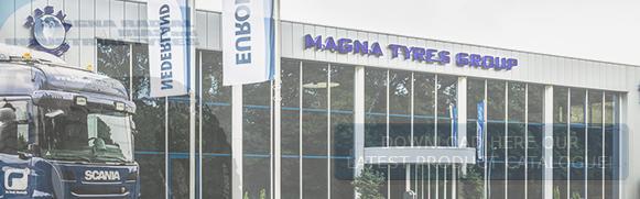 Magna Tyres Group presente en el estreno de The Tire Cologne 2018