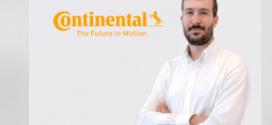 Álvaro García, nuevo responsable del segmento Agrícola en Continental Commercial Specialty Tires