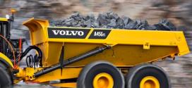 Las ventas de Volvo CE crecen un 30% en el primer trimestre