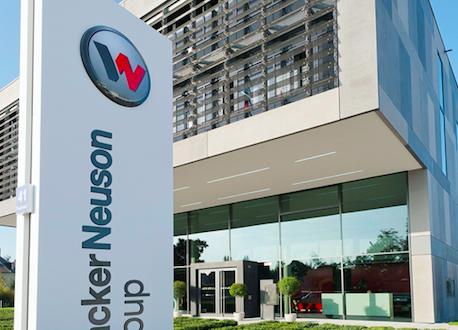 Grupo Wacker Neuson comenzó el año fuerte aumentando en más de un 9 %