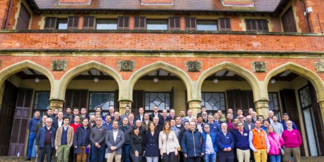 ALCO Grupo  en la Convención de concesionarios Ubaristi en  San Sebastián