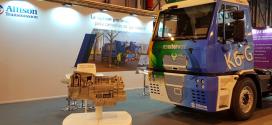 Allison Transmission acude a TECMA 2018 y presenta el camión K6-G de UROVESA