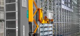 Jungheinrich Miniload STC 2B1A, la nueva grúa apiladora para almacenes