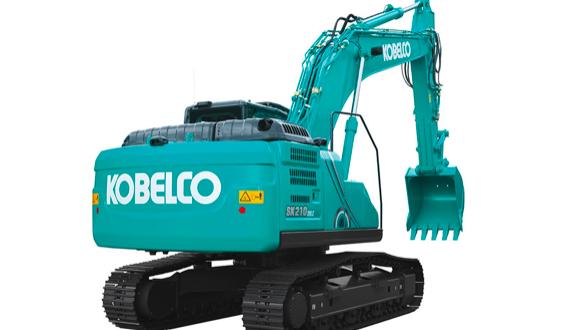 Kobelco Construction lanza la nueva excavadora SK210SNLC-10