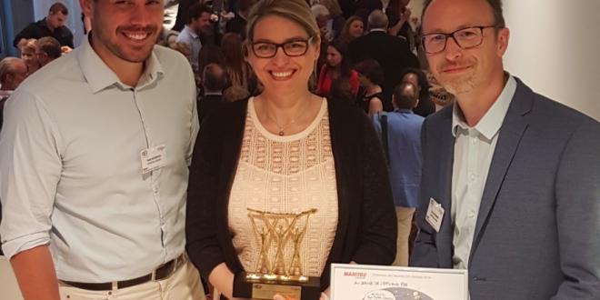 El Grupo Manitou gana el Trofeo Equipo Digital de Recursos Humanos 2018