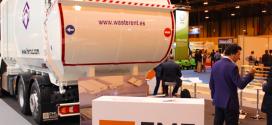 FM5 expone en TECMA 2018 su recolector de carga lateral