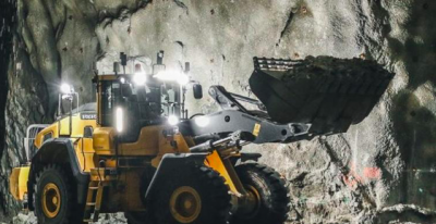 Volvo Construction Equipment pionero en probar la tecnología móvil 5G