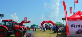 Los tractores ZETOR  en la Exposición de los Días de Campo eslovacos