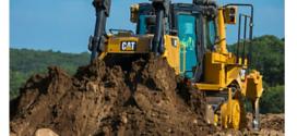 El bulldozer Cat® D8T, ofrece más productividad