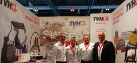 TVH GROUP expuso  en ESCLEAN 2018