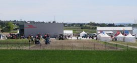 Fiesta de ARGO TRACTORS en el Centro Nacional de Formación de Agriargo Iberica, S.A.