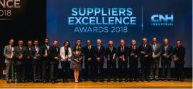 CNH Industrial premia a los mejores proveedores de América Latina